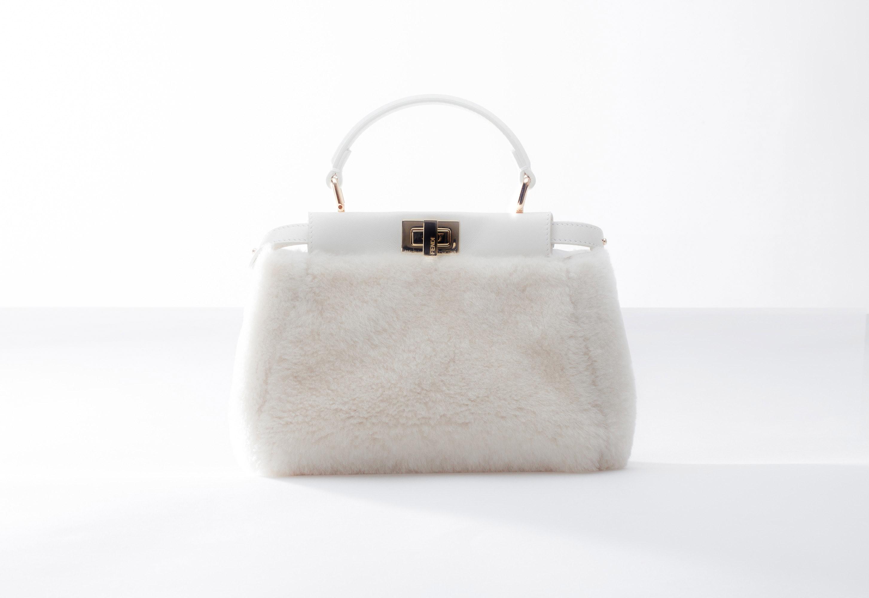 L'objet fétiche de la semaine: le sac Peekaboo de Fendi