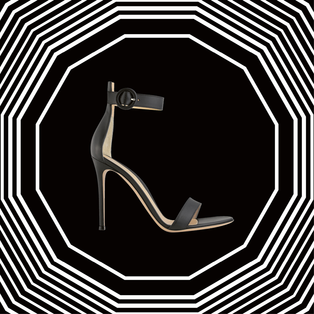 This week's fetish object: Gianvito Rossi's minimalist sandal
