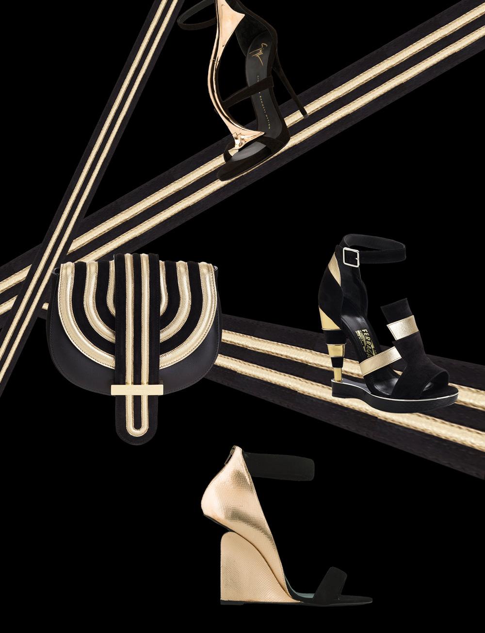 Art Deco inspired Accessories
