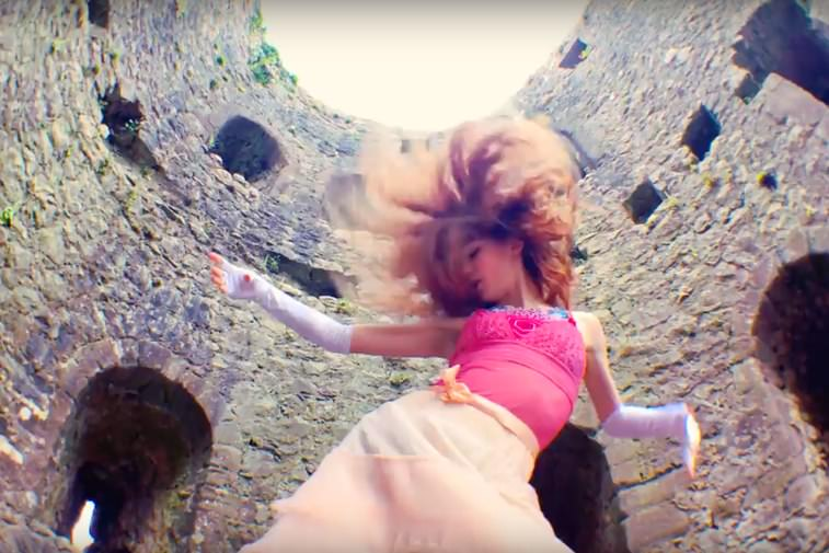 Grimes unveils four new videos shot with a phone