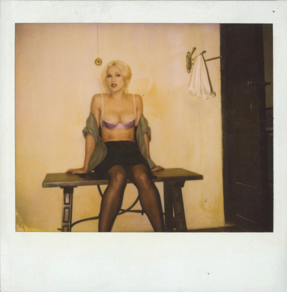Le set designer de David Lynch et James Gray dévoile ses Polaroid