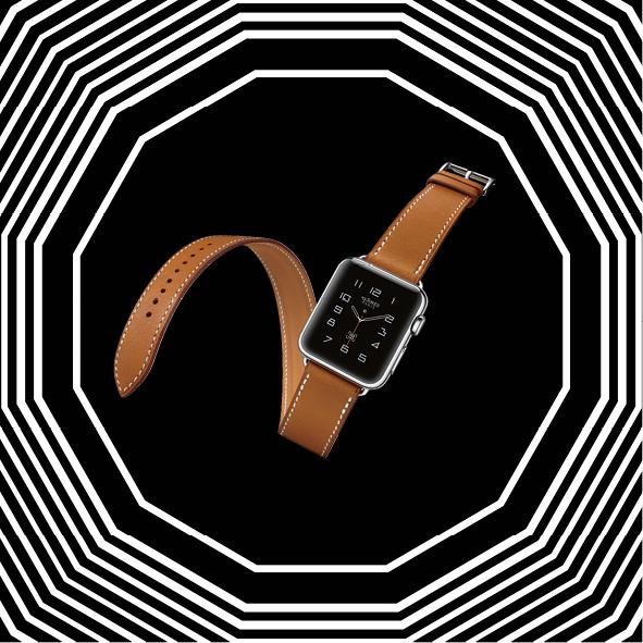 L'Apple Watch Hermès