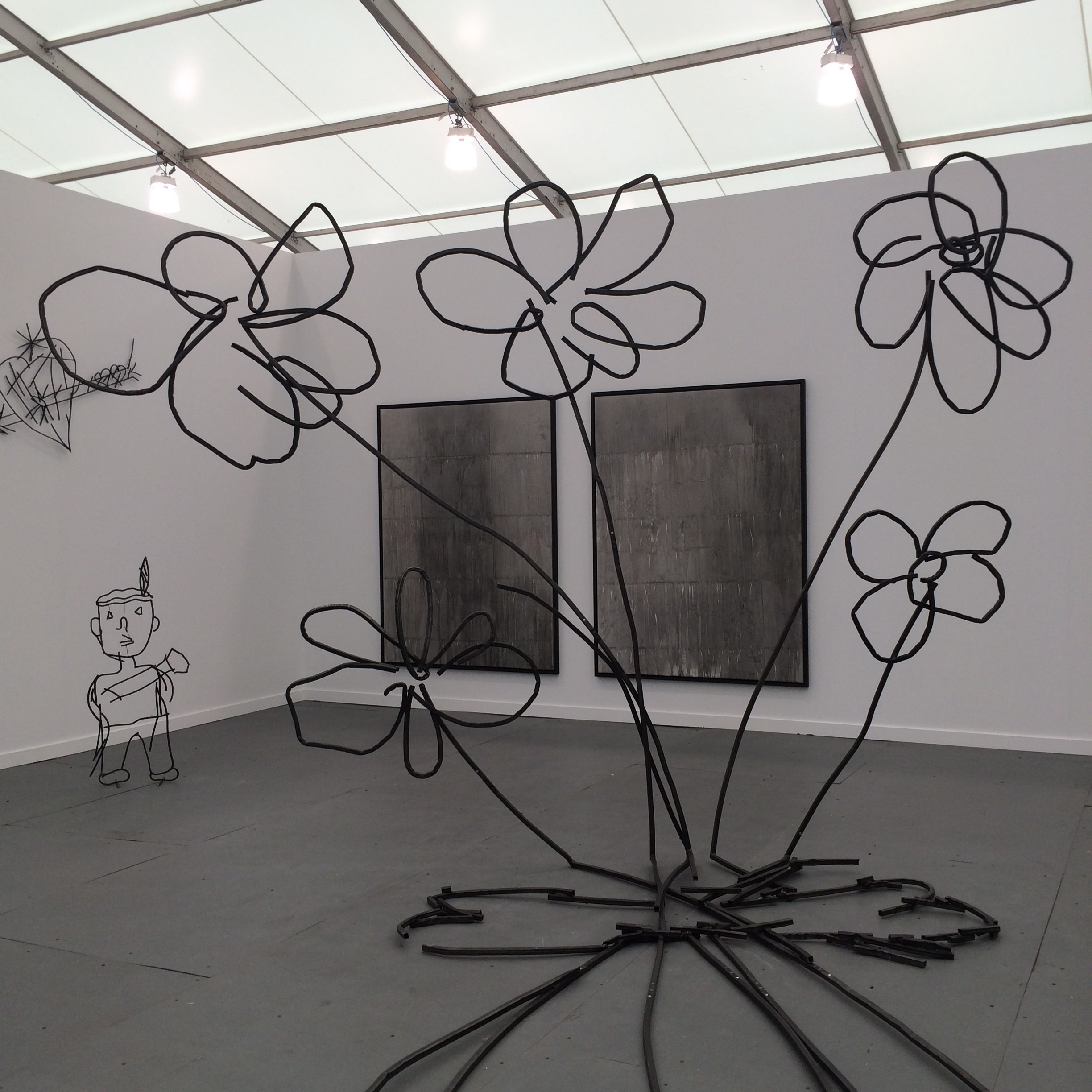 All you missed at Frieze Art Fair New York