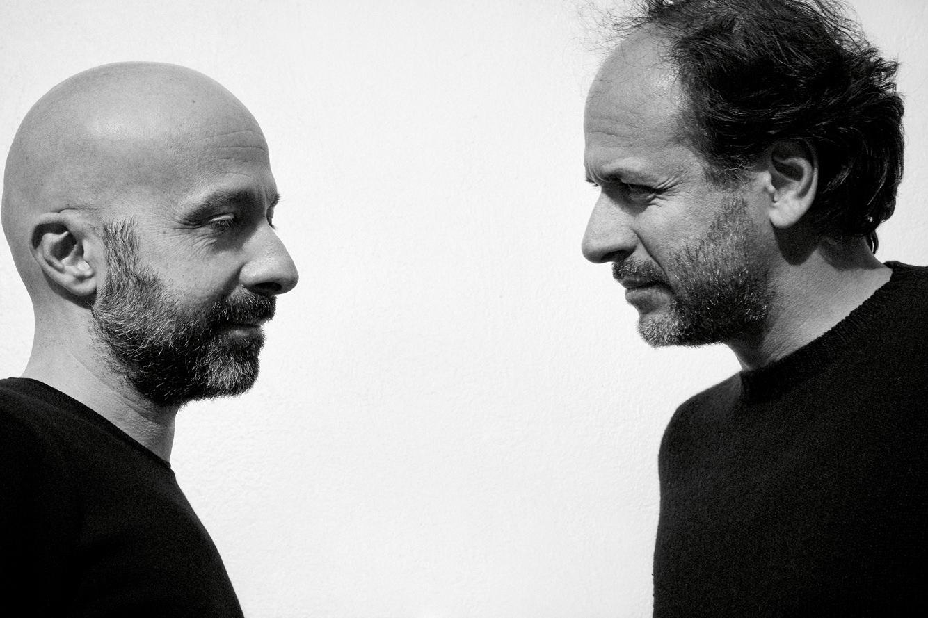 """Luca Guadagnino, réalisateur de """"A Bigger Splash"""" s'entretient avec le chef étoilé Niko Romito"""