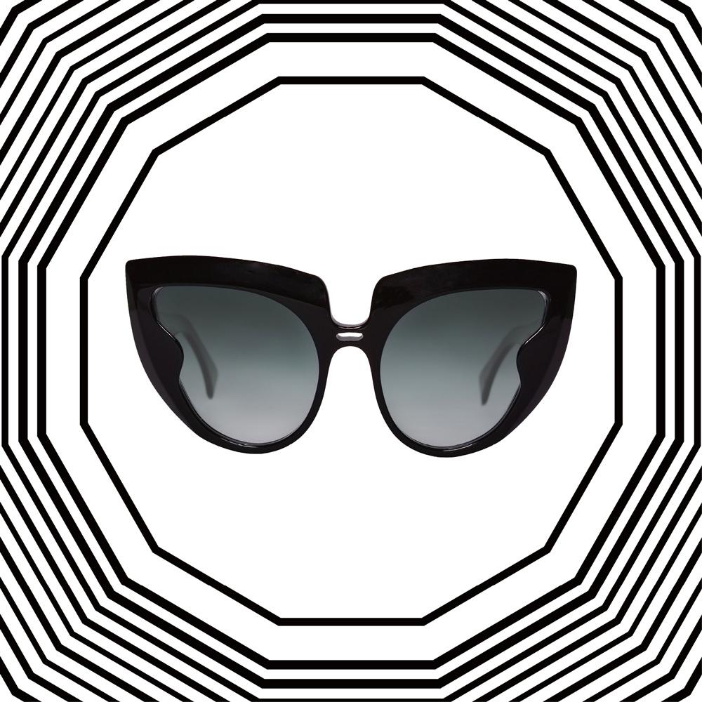 """L'objet fétiche : les lunettes """"Lady's"""" de B.Barn's"""