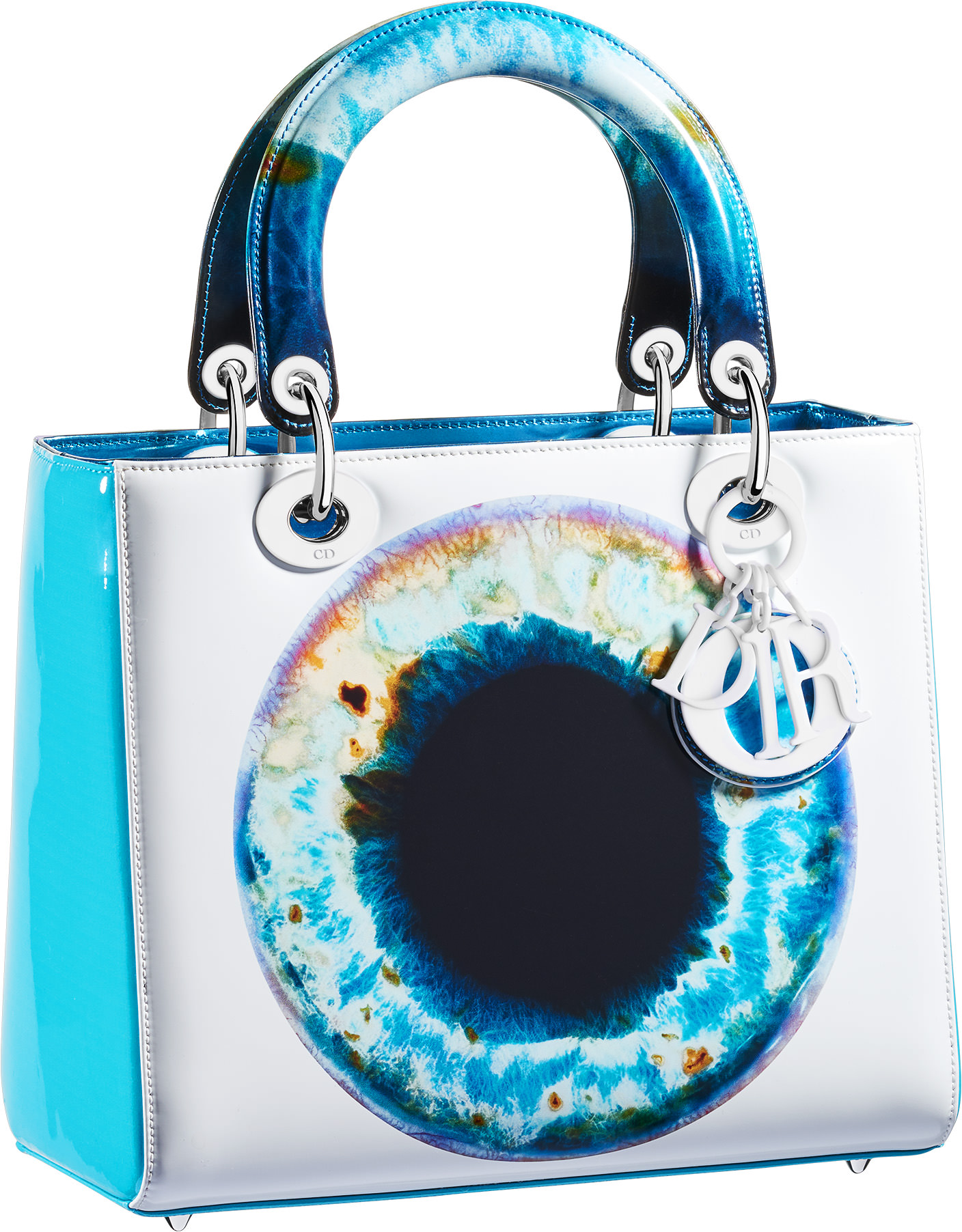 Dior presents a collaboration with the artist Marc Quinn in limited edition