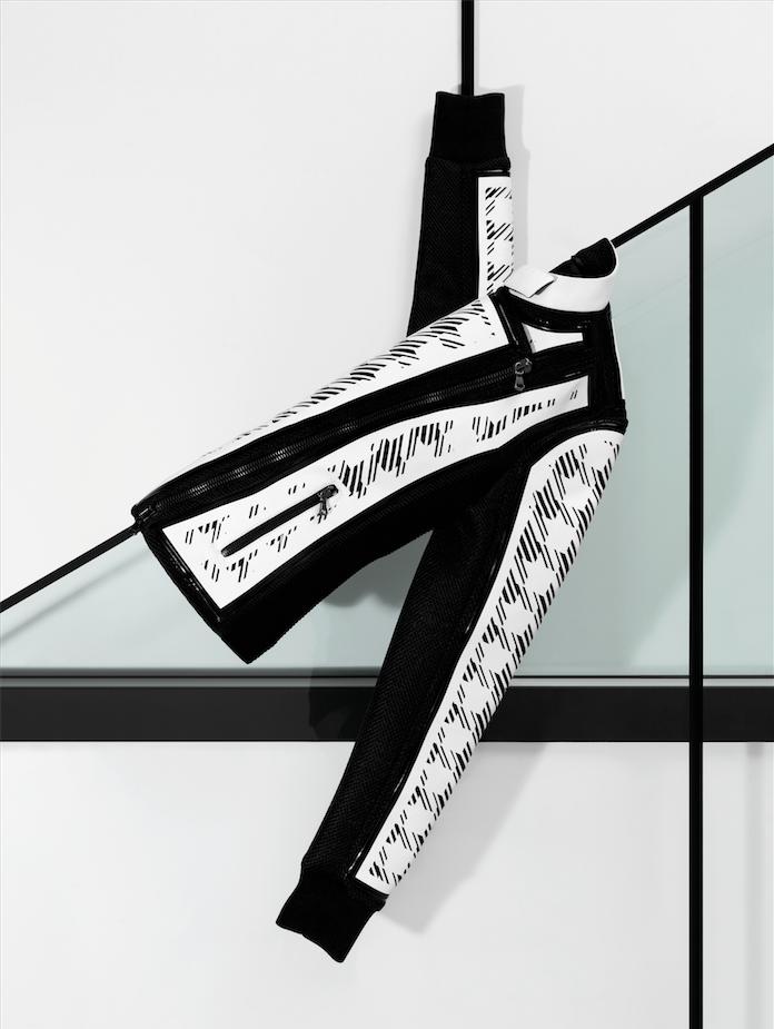 Manuel Facchini signe une collection sportswear chic entre inspiration rock et imprimés techno