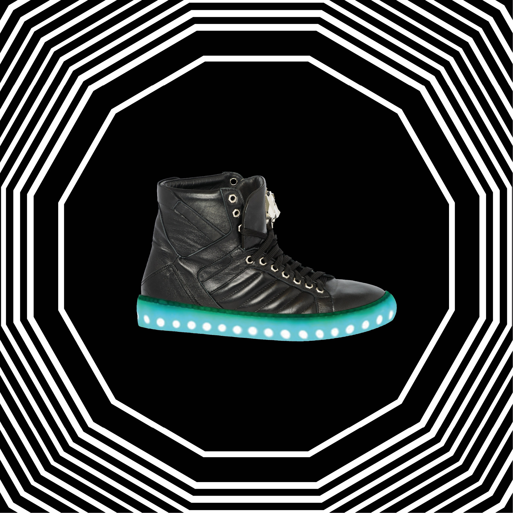 Fetish object of the week: Philipp Plein's sneaker