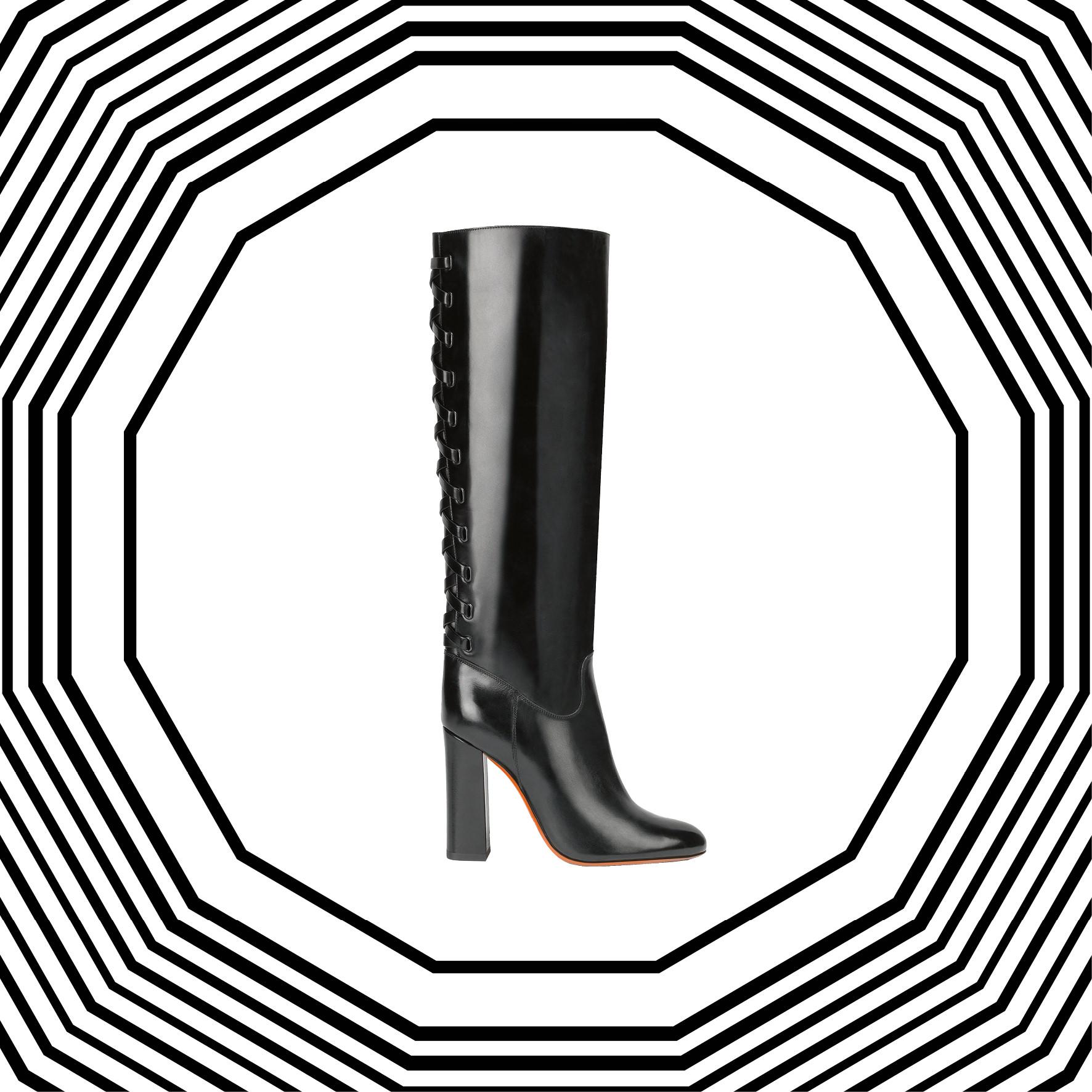 L'objet fétiche de la semaine : les bottes Santoni