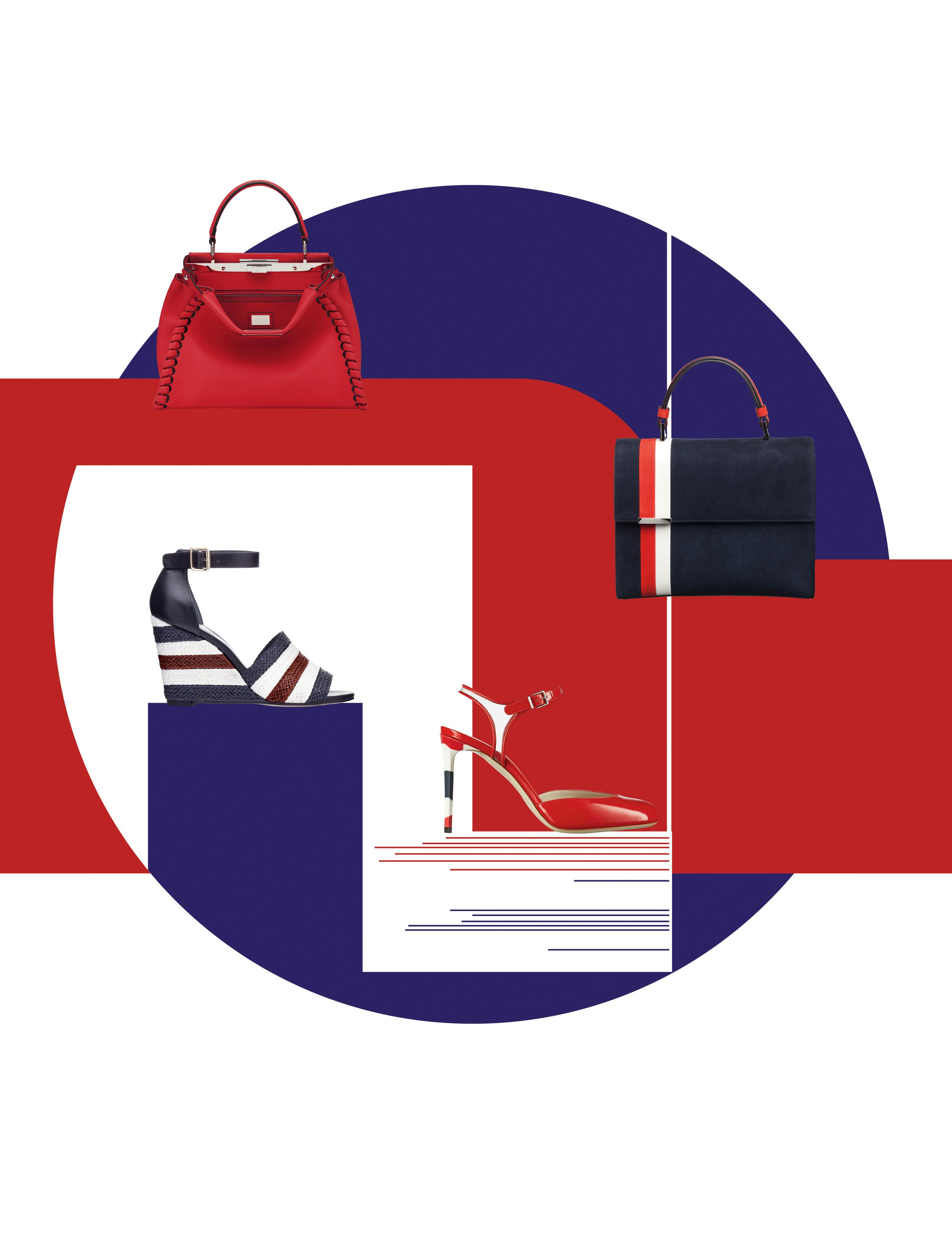 """""""Bleu Blanc Rouge"""", les accessoires aux couleurs de la France"""