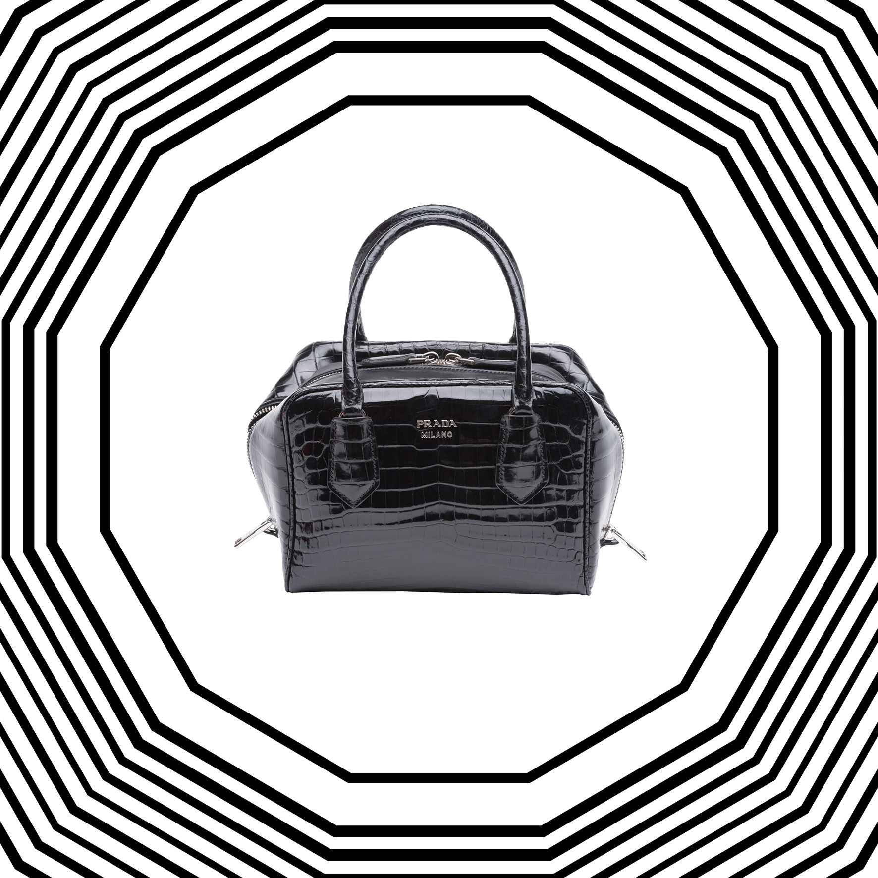 "L'objet fétiche de la semaine: le sac ""Inside"" de Prada"