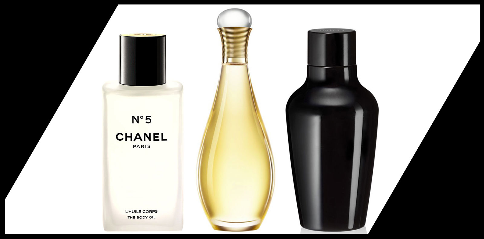 The body oil versions of classical perfumes
