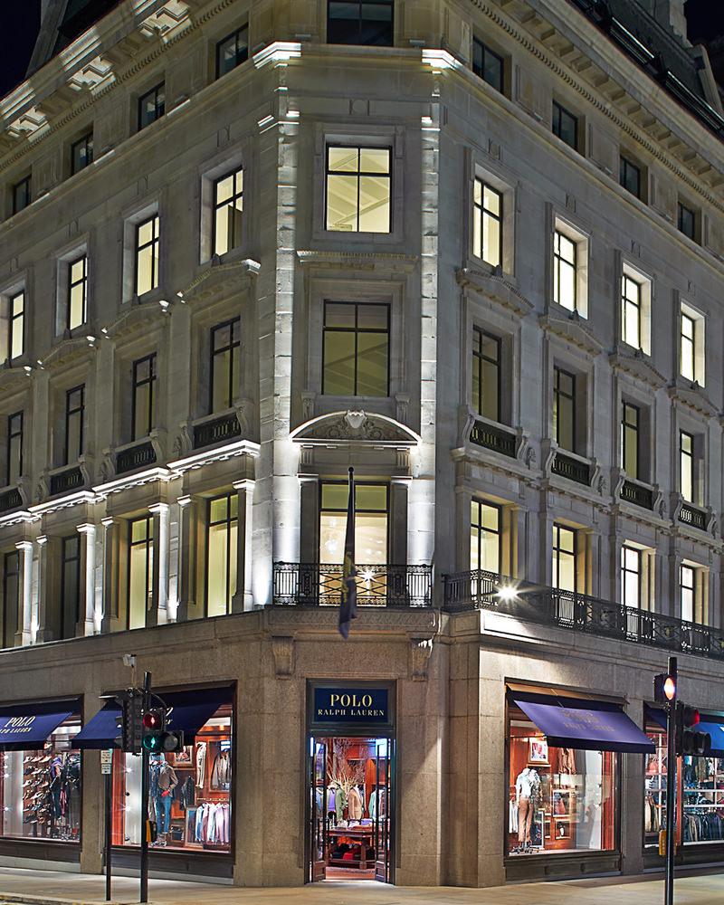 Polo Ralph Lauren ouvre son nouveau flagship sur Regent Street