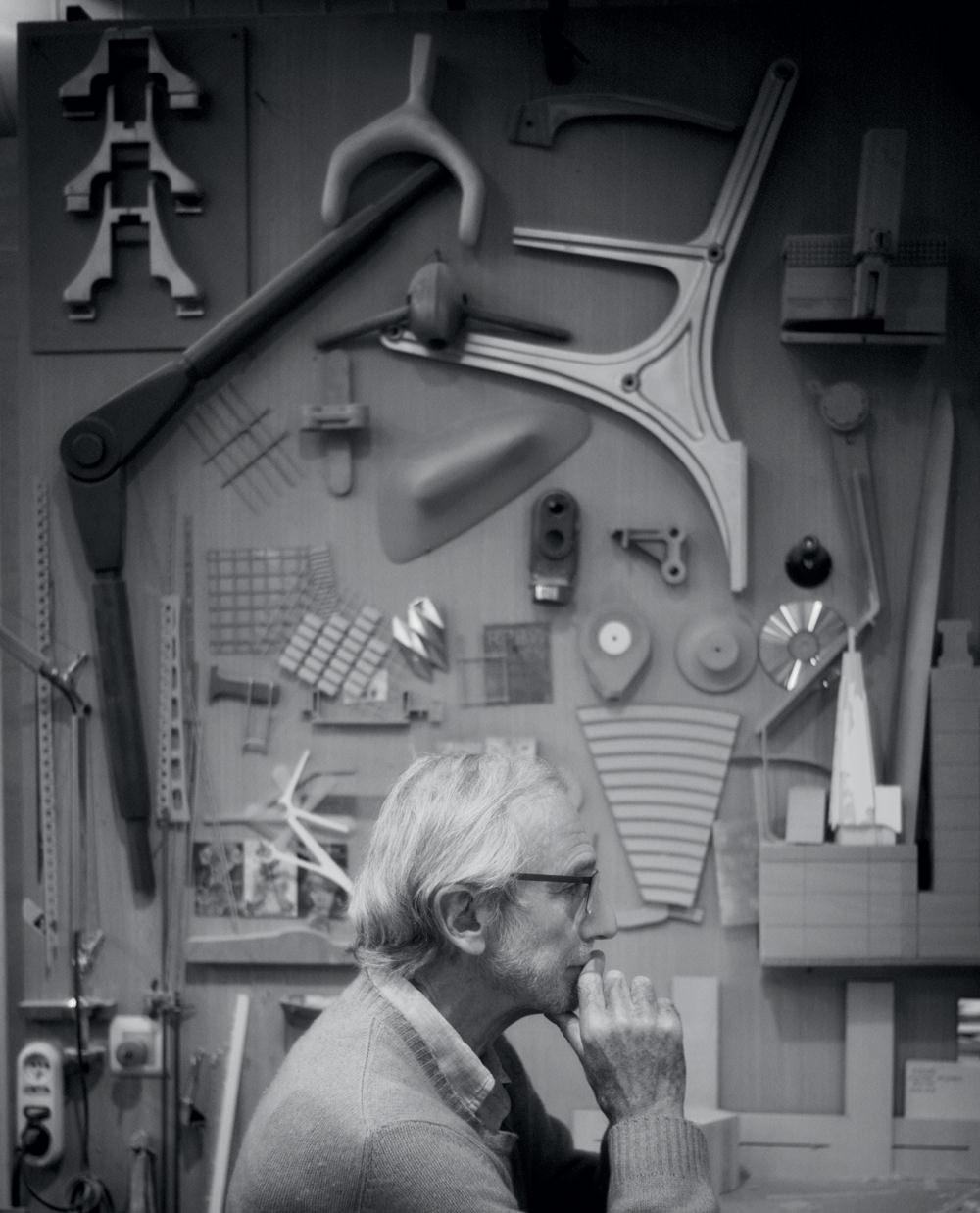Interview of Renzo Piano, the Grand Architect