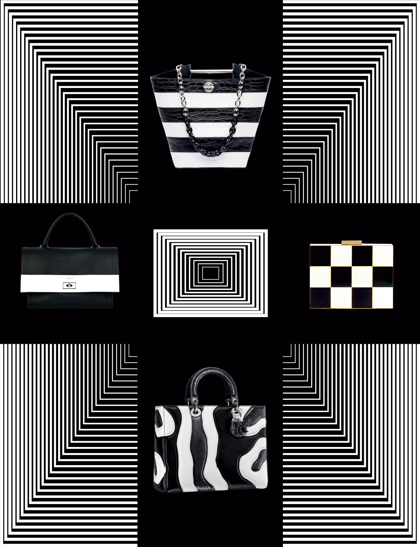 Hypnotiques, les sacs et pochettes attisent le désir