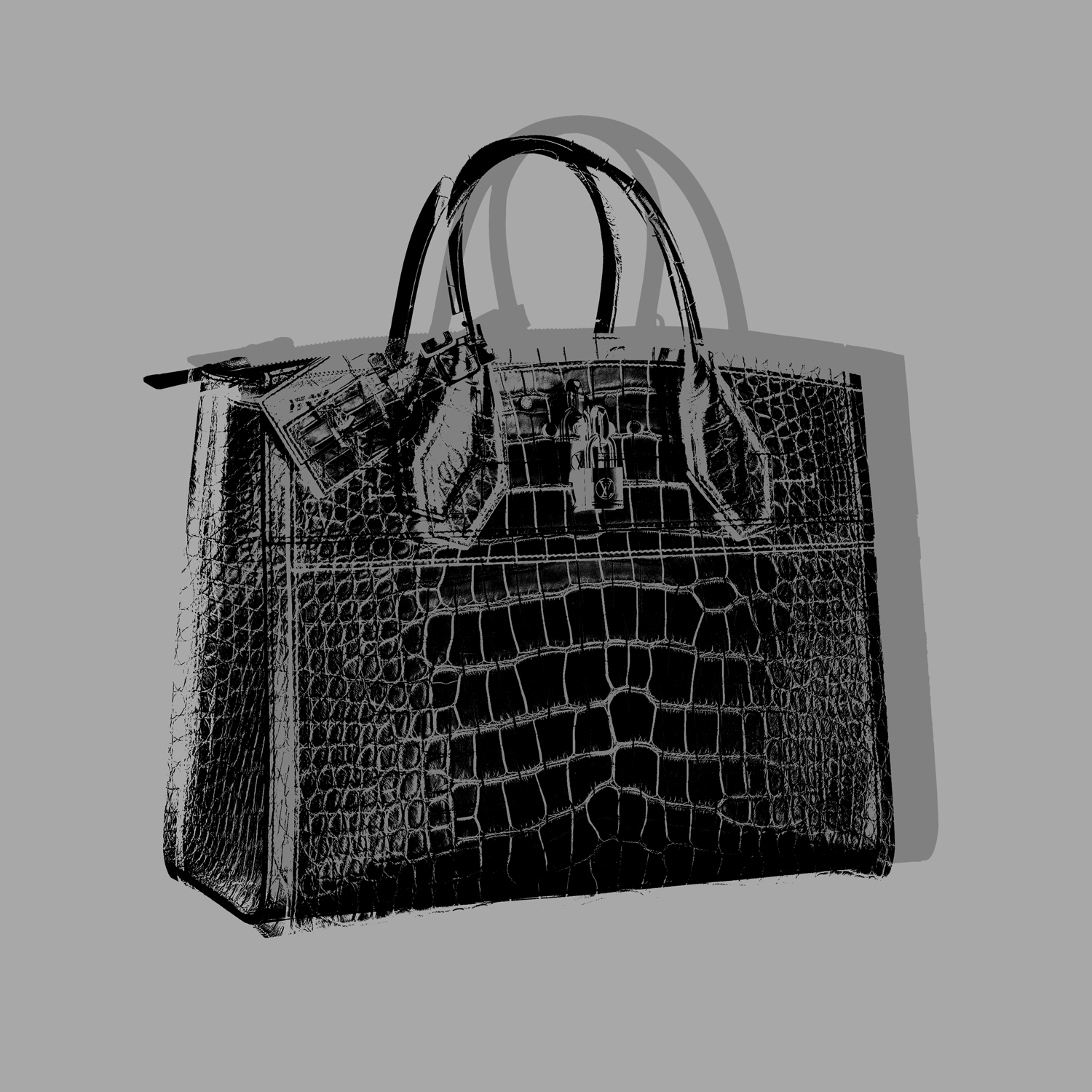 Object Of The Week City Steamer Bag By Louis Vuitton