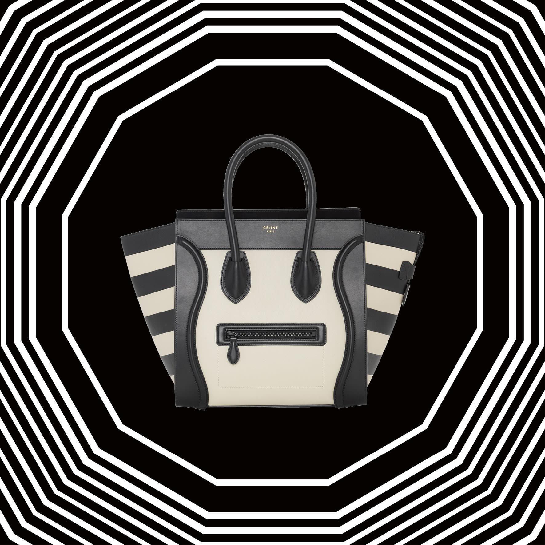 """L'objet fétiche : le mini-sac """"Luggage"""" de Céline"""
