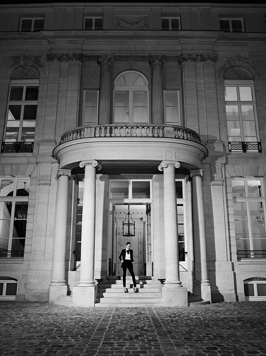 Hedi Slimane fait renaître l'esprit Couture d'Yves Saint Laurent