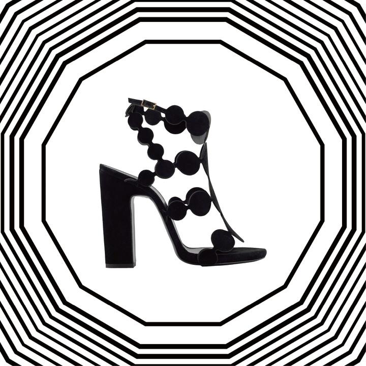 L'objet fétiche : la sandale de Pierre Hardy
