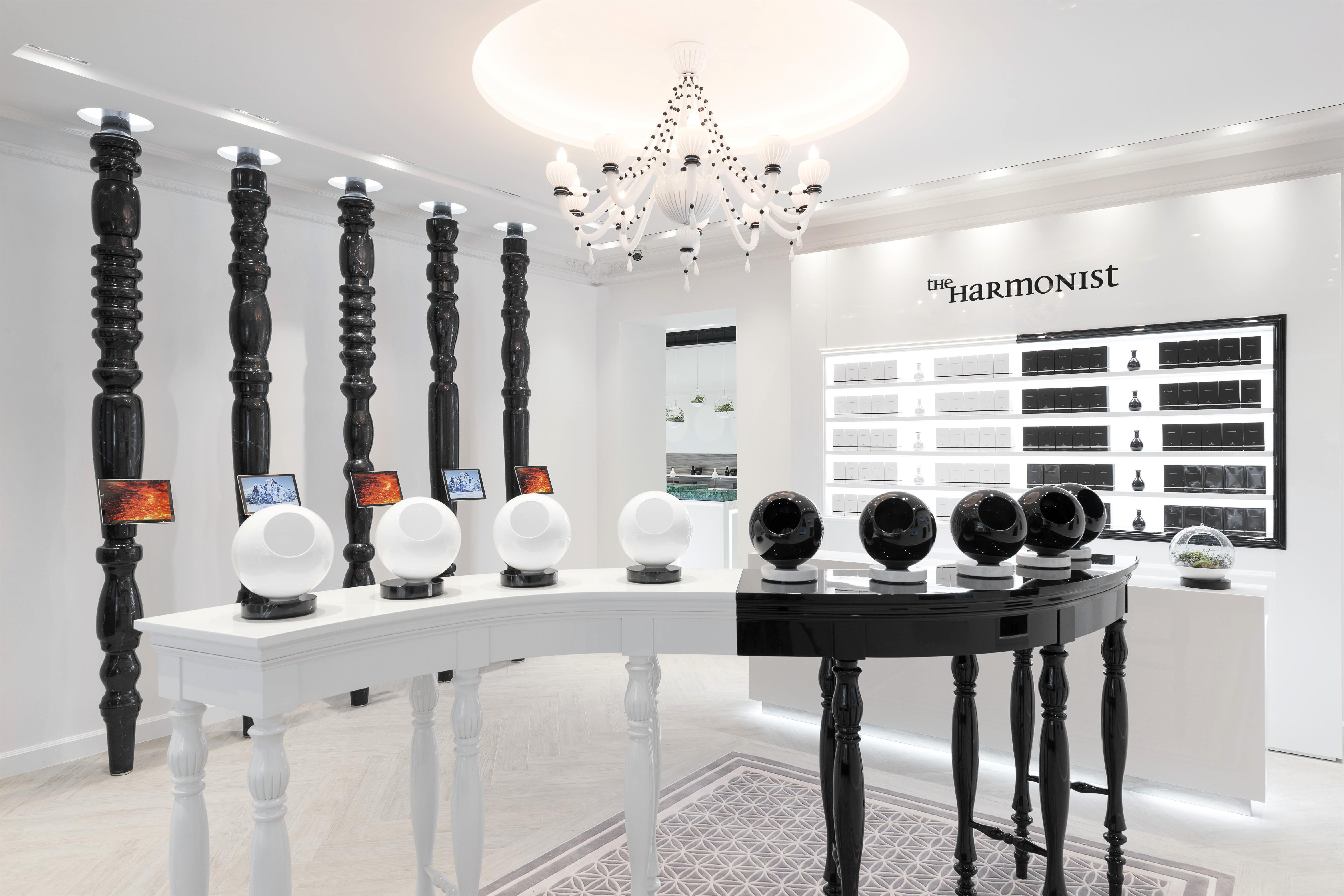 The Harmonist, la nouvelle maison de parfums parisienne