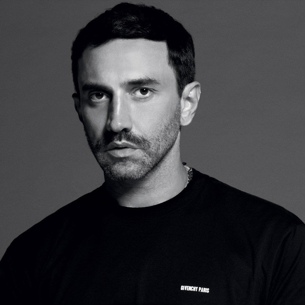 """I would never get close to celebrities for strategic reasons"", Riccardo Tisci exclusive confidences"