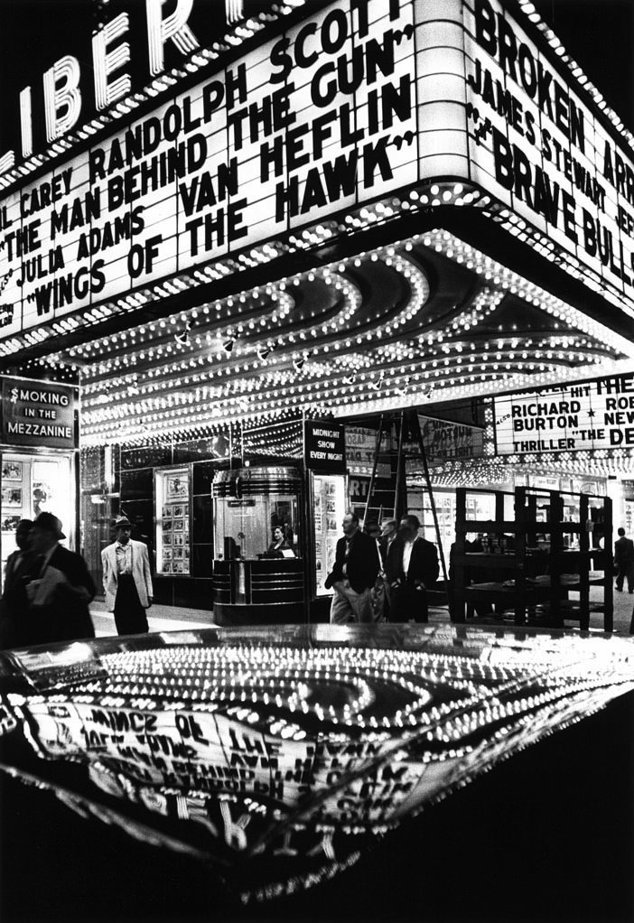 William Klein and the seventh art