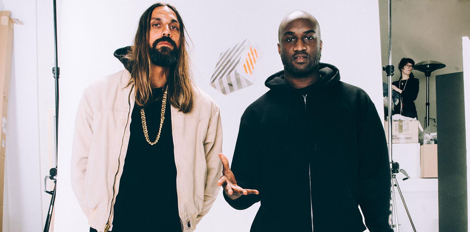 Exclusif : Virgil Abloh et Ben Gorham nous parle de leur collaboration Off-White x Byredo