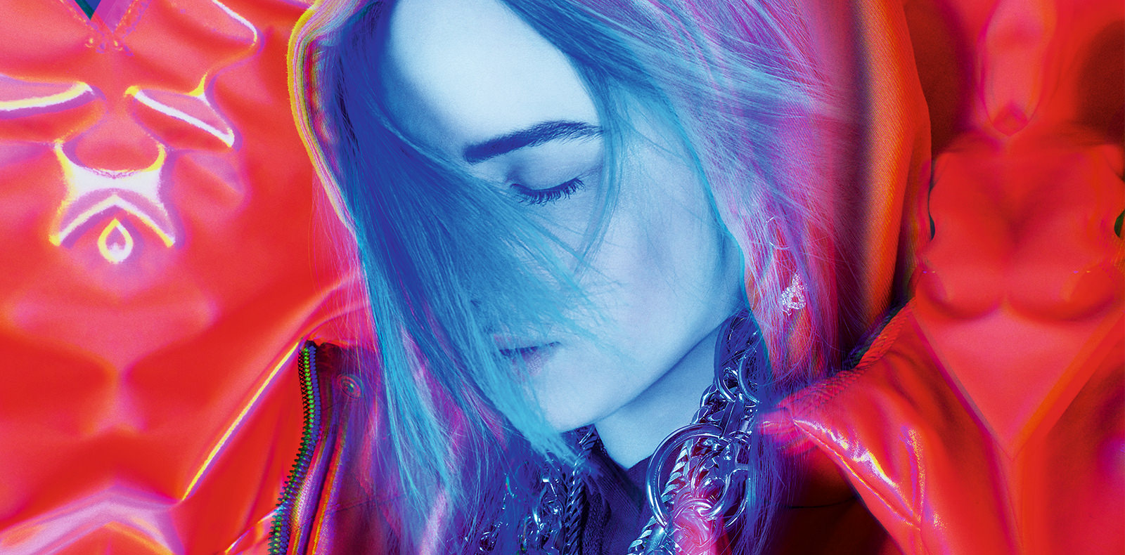 Vidéo: pop star Billie Eilish is a digital creature for Numéro art