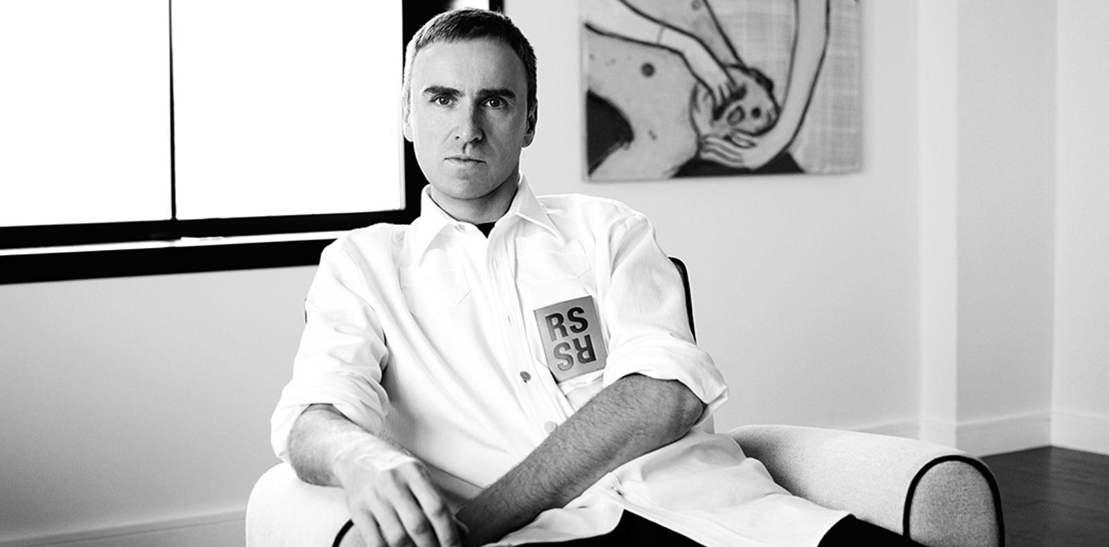Raf Simons à la tête de Calvin Klein: cinq choses à savoir sur un créateur inspiré