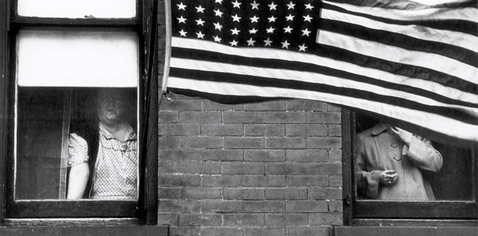 Hommage au photographe Robert Frank