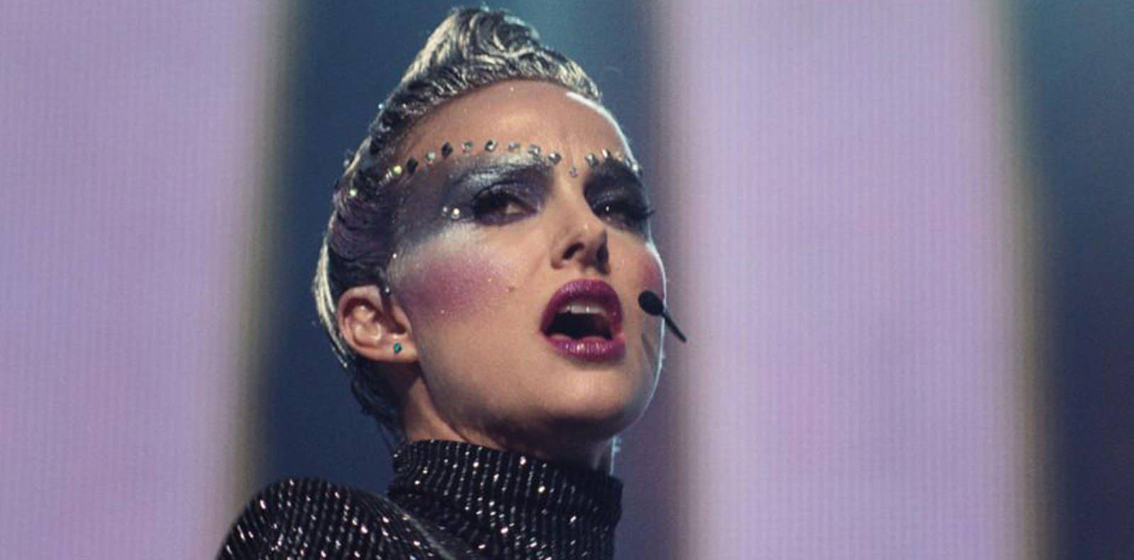 "Natalie Portman, plays a burnt-out pop diva in ""Vox Lux"""