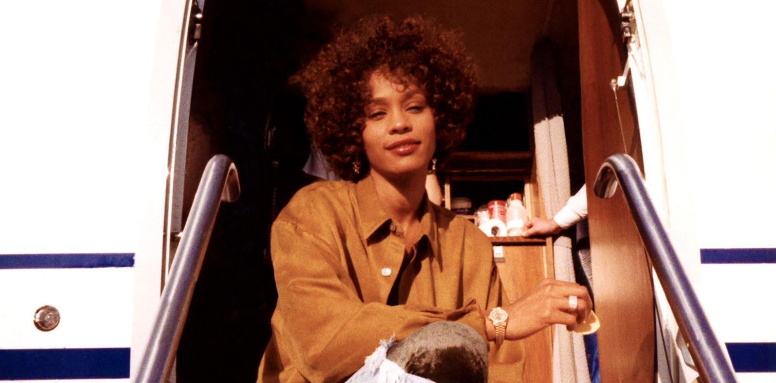 Présenté à Cannes, un documentaire révèle la face cachée de Whitney Houston