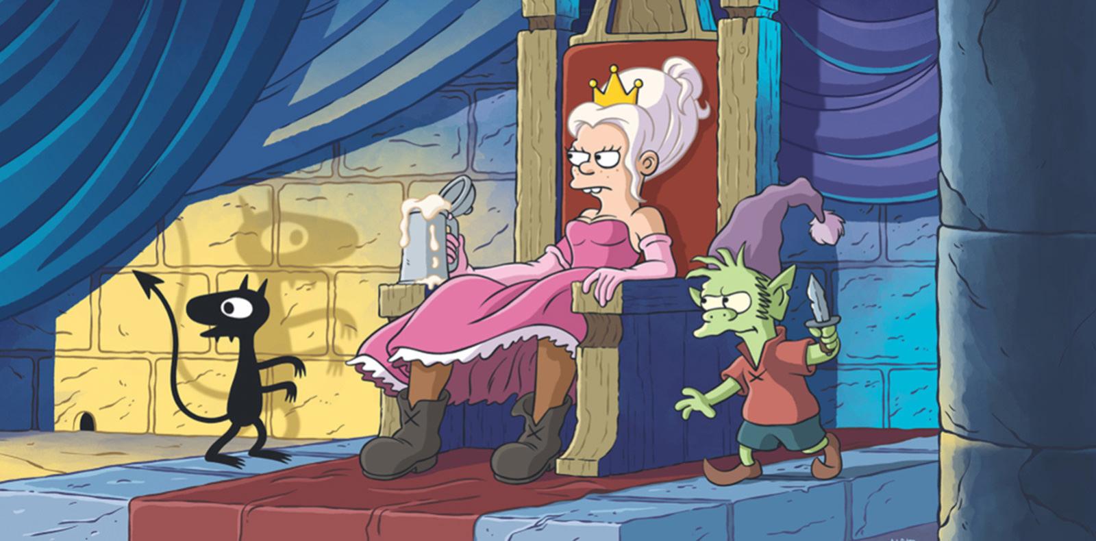 """""""Désenchantée"""": l'échec cuisant de Matt Groening, le créateur des Simpson"""