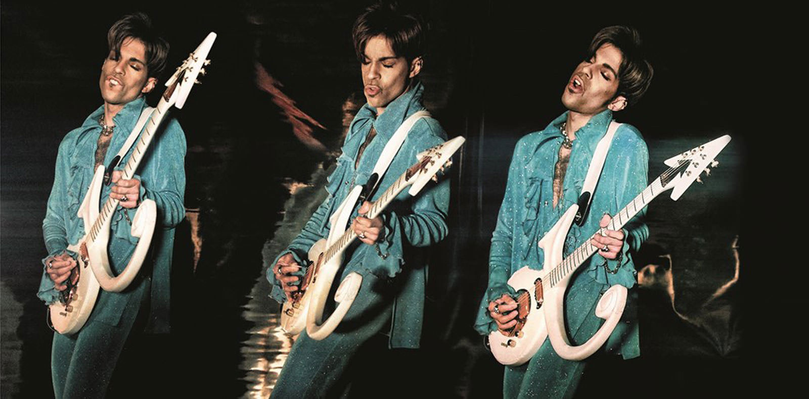 Prince: previously unseen pictures of the prince of pop