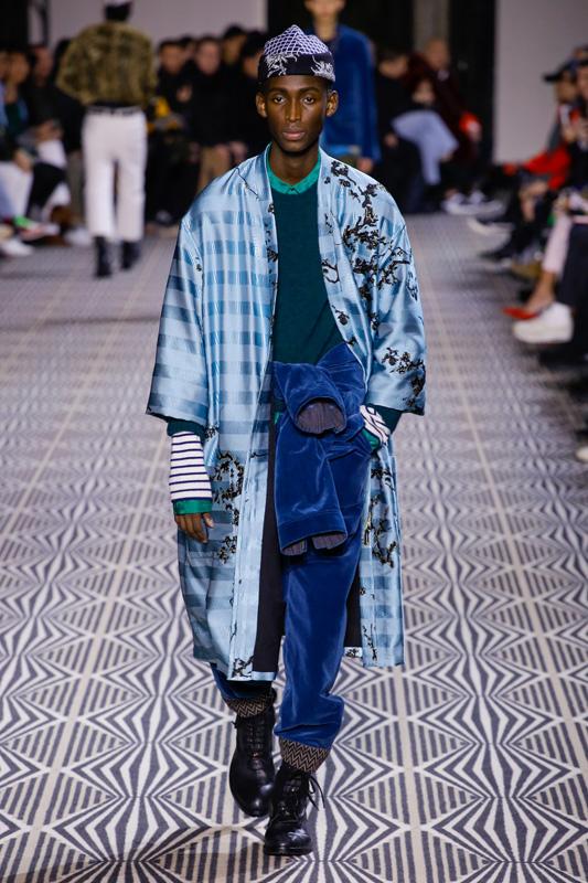 2f5c47abb146f Haider Ackermann men fall-winter 2018-2019 fashion show