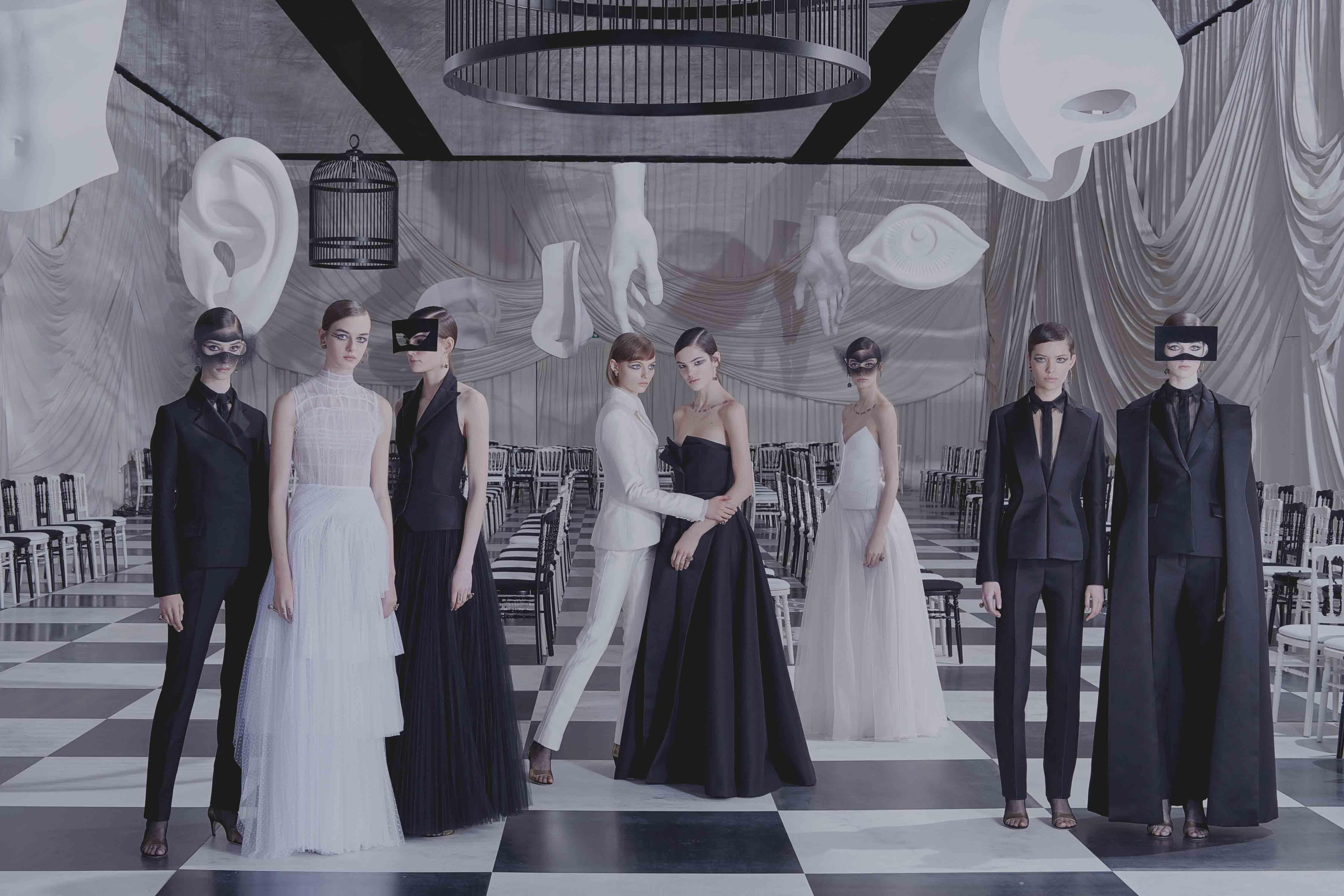 Fashion Show En Francais