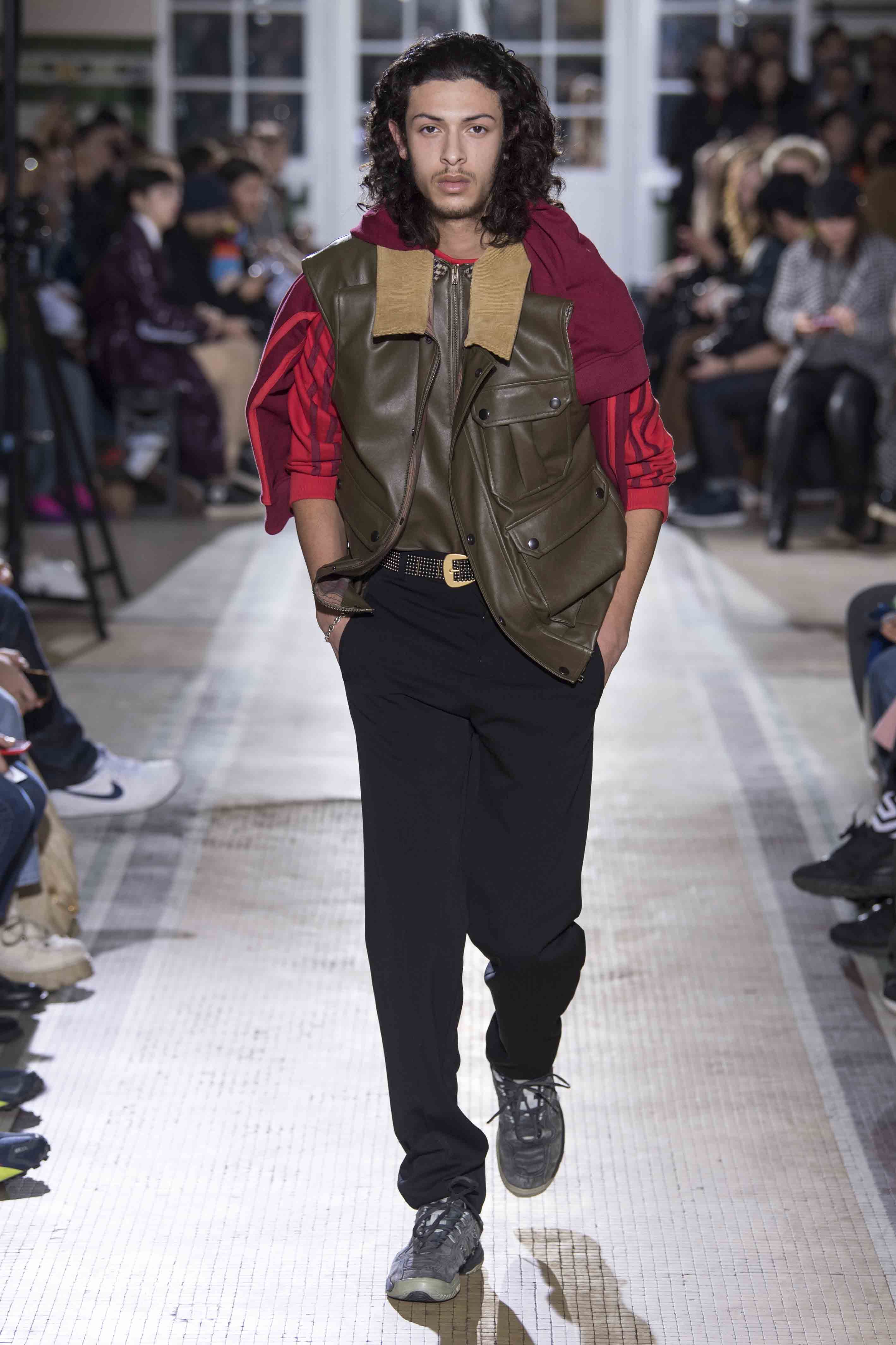 Y Project Men Fall Winter 2018 2019 Fashion Show