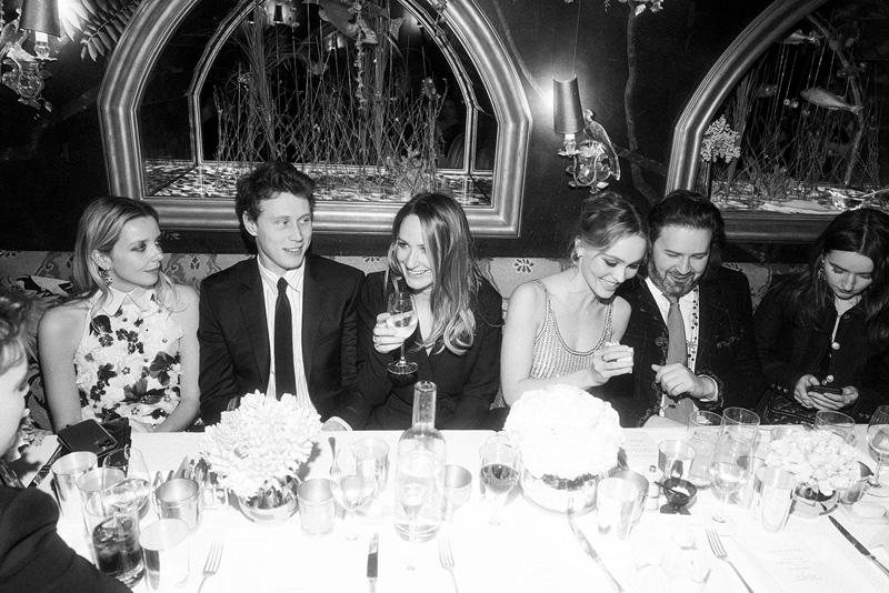 Greta Bellamacina, Georges McKay, Lily Rose Depp, Kaitlyn deven