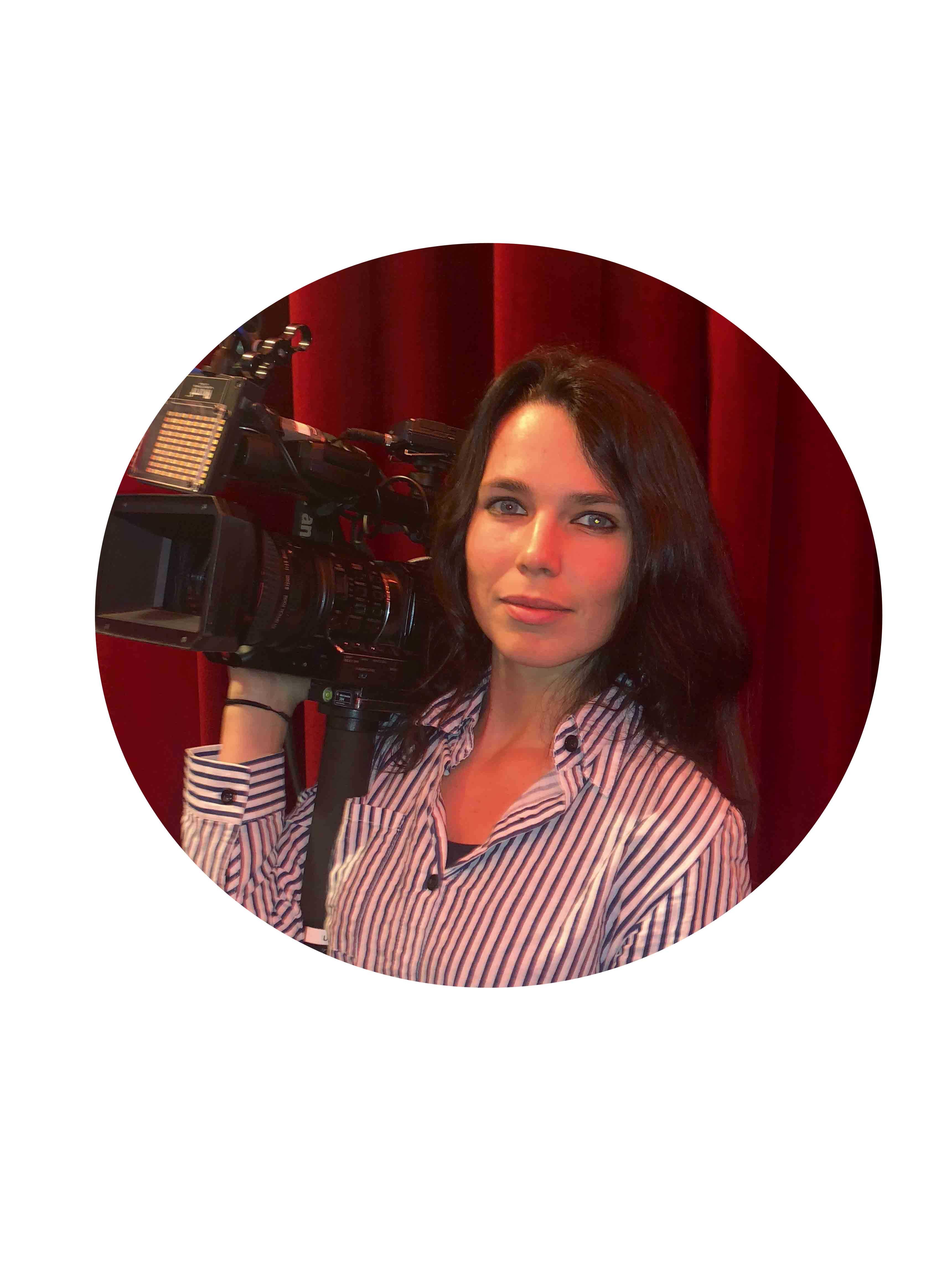"Océane Goanec (Journaliste) : ""Une énigme."""