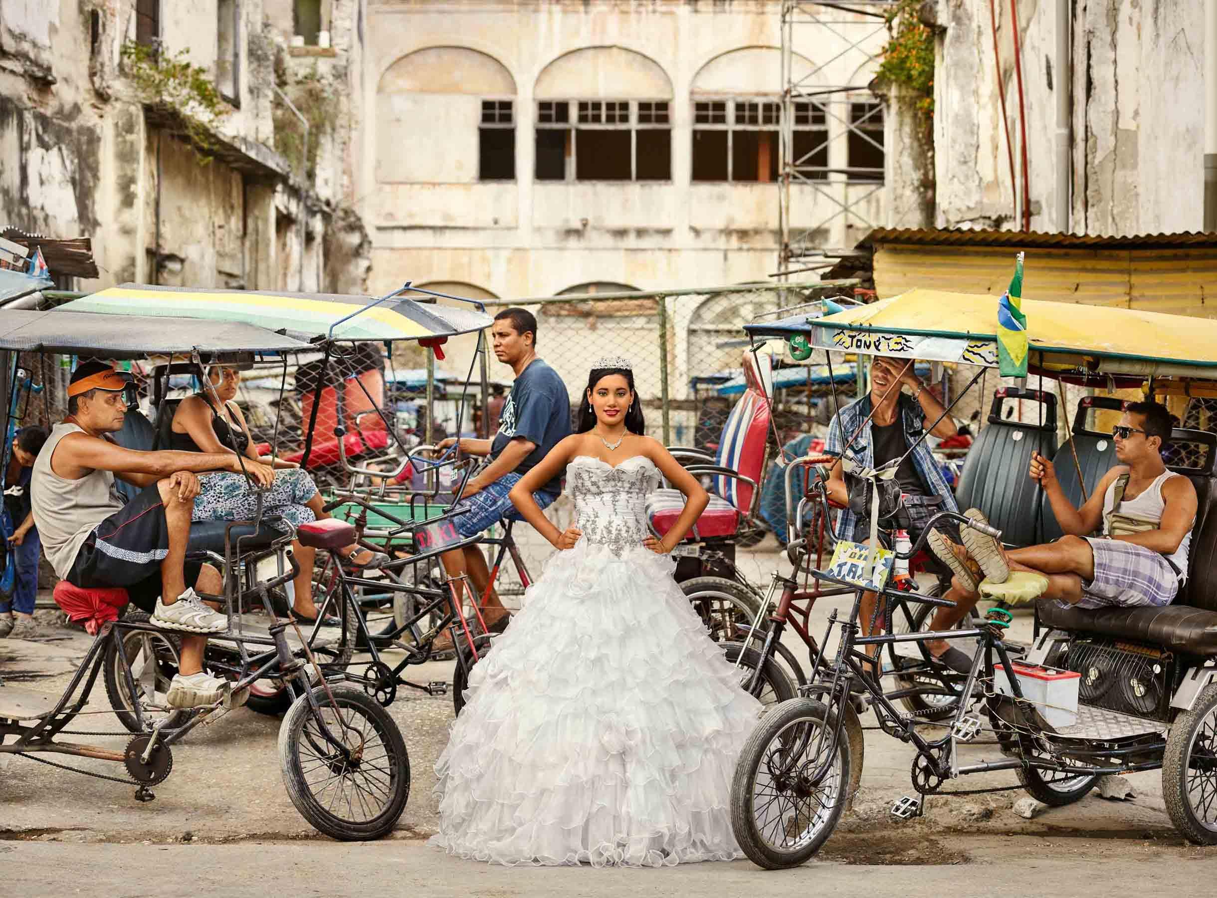 Frank Thiel, Habana, La Habana Vieja, Belén, 2016, Courtesy the artist and BlainSouthern