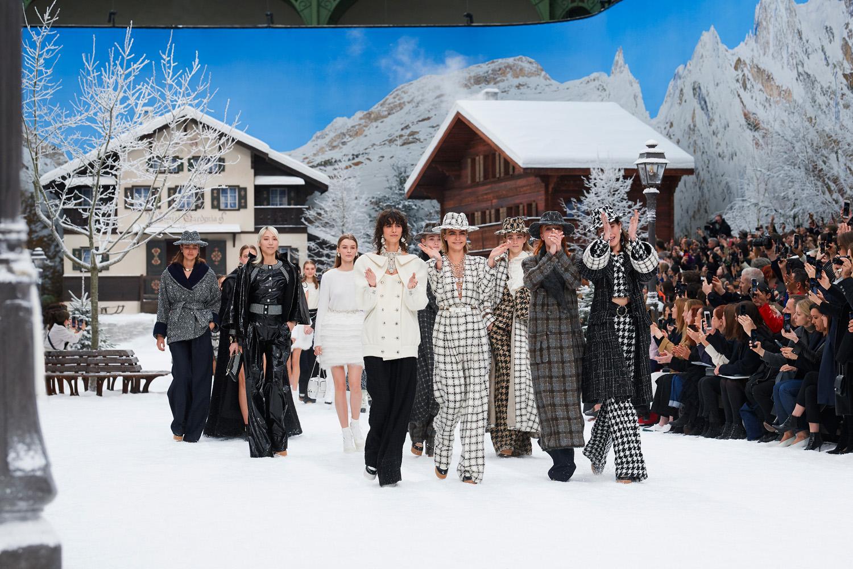 La Dernière Collection De Karl Lagerfeld Pour Chanel
