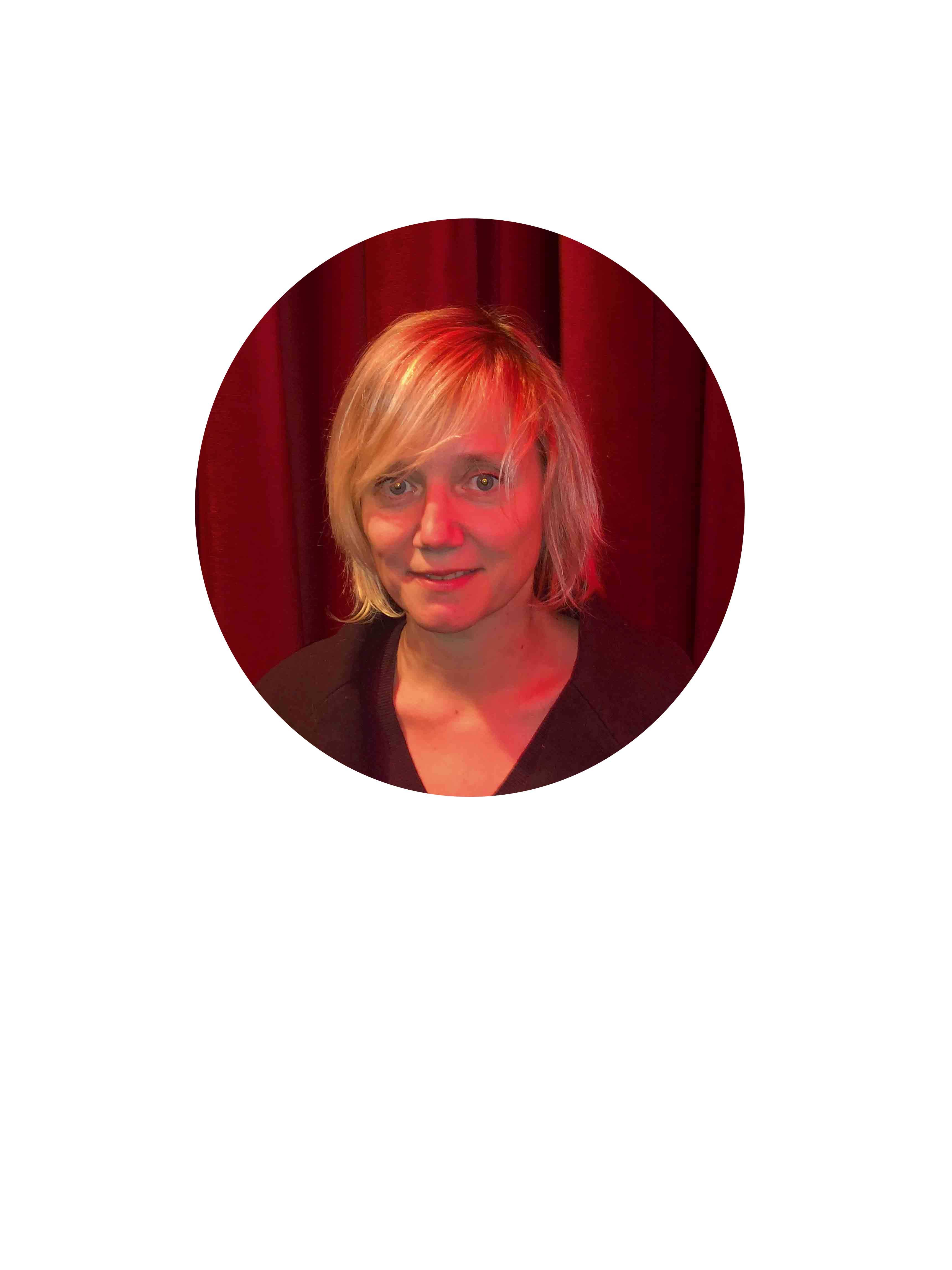 """Isabelle Roche (Productrice) : """"Une source d'inspiration éternelle."""""""