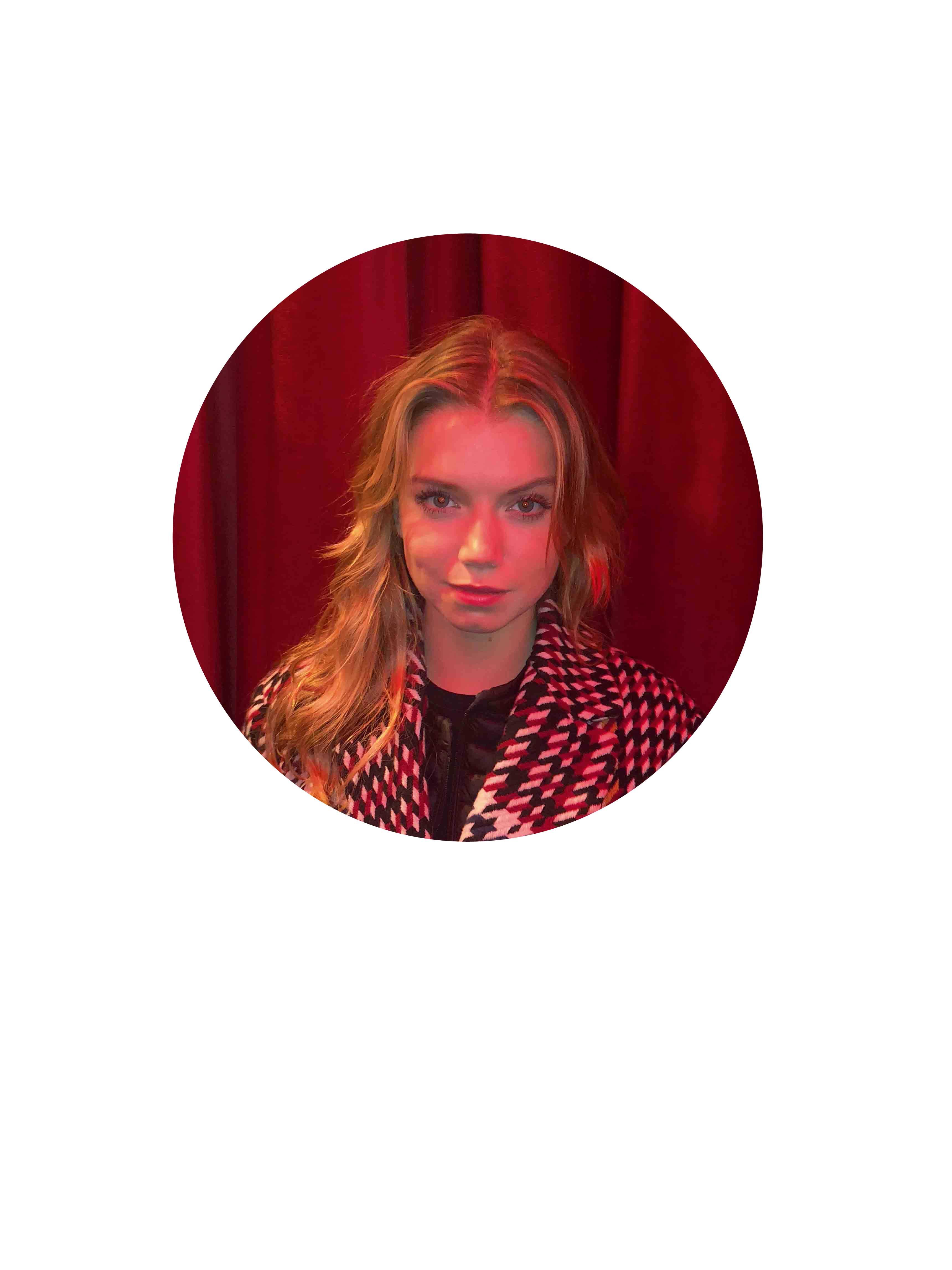 "Eden Ducourant (Actrice) : ""Le hashtag #MaintenantOnAgit"""