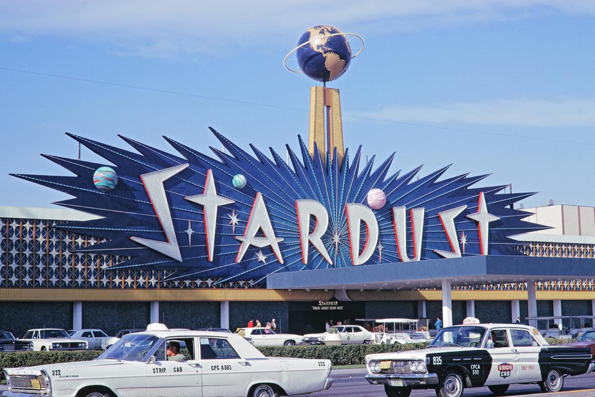 """Collection André Robé, """"Stardust-Las Vegas"""""""