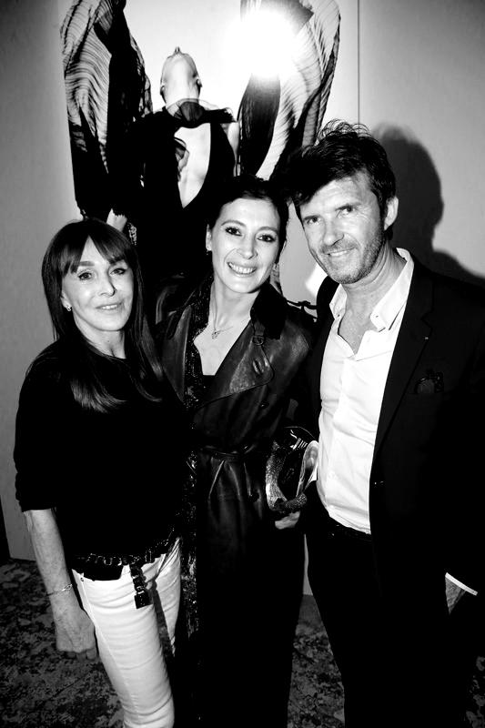Babeth Djian, Marie-Agnès Gillot et Paul-Emmanuel Reiffers