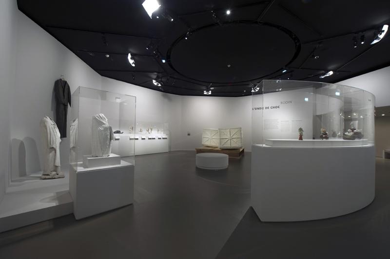 Vue de l'exposition Rodin. Scénographie Didier Blin. Crédit RMN-Grand Palais/photo Didier Plowy 2017.