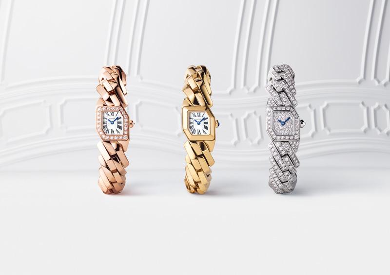 """La nouvelle montre """"Maillon"""" de Cartier"""