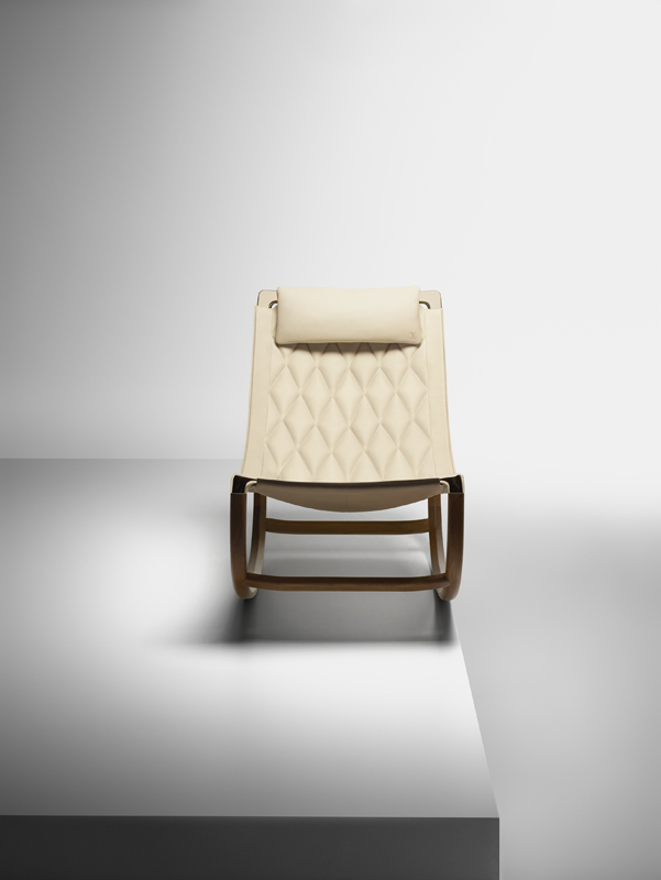 Rocking chair par Marcel Wanders