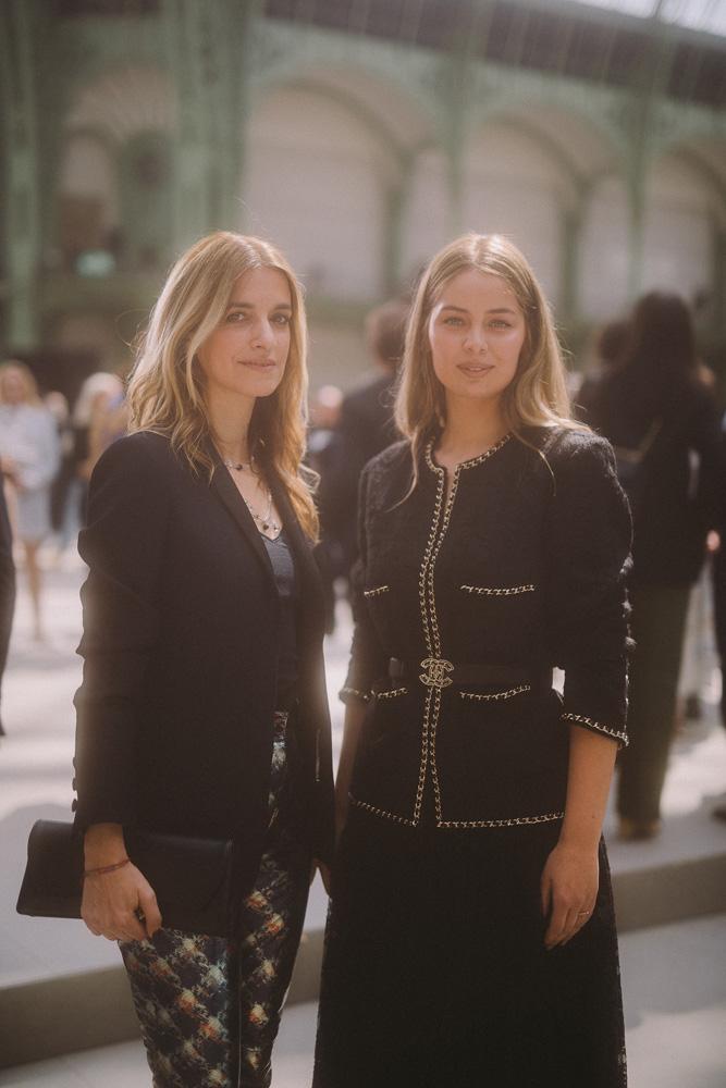 Joanna Preiss et Marie-Ange Casta