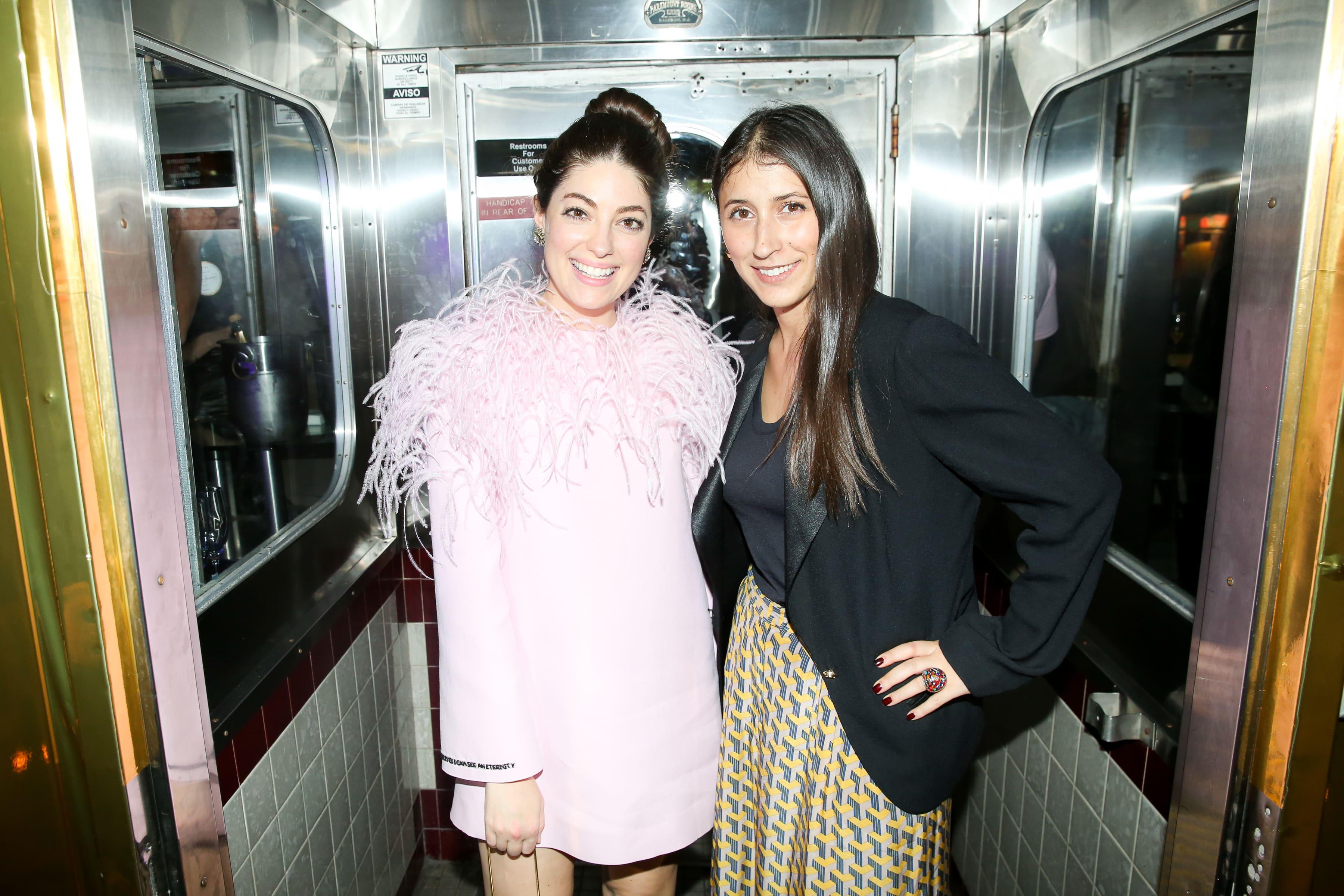 Lilah Ramzi et Natalie Nudell